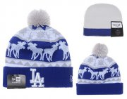 Wholesale Cheap Los Angeles Dodgers Beanies YD001