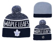 Wholesale Cheap NHL TORONTO MAPLE LEAFS Beanies 1