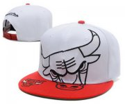 Wholesale Cheap NBA Chicago Bulls Snapback Ajustable Cap Hat DF 03-13_44