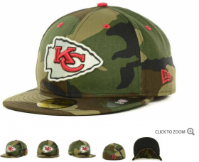 Wholesale Cheap Kansas City Chiefs fitted hats 09