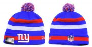Wholesale Cheap New York Giants Beanies YD003