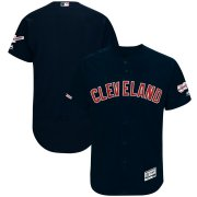 Wholesale Baseball Majestic Cleveland Indians #47 Trevor Bauer Snapback Adjustable Stitched Player Hat - Red/Navy
