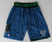 Wholesale Cheap Minnesota Timberwolves Blue Swingman Short