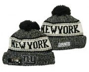 Wholesale Cheap New York Giants Beanies Hat 5