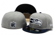 Wholesale Cheap Seattle Seahawks fitted hats 08