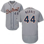 Wholesale Cheap Tigers #44 Daniel Norris Grey Flexbase Authentic Collection Stitched MLB Jersey
