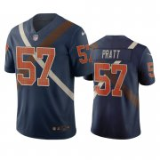 Wholesale Cheap Cincinnati Bengals #57 Germaine Pratt Navy Vapor Limited City Edition NFL Jersey