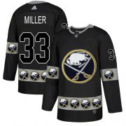 Wholesale Cheap Adidas Sabres #33 Colin Miller Black Authentic Team Logo Fashion Stitched NHL Jersey
