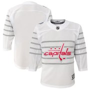 Wholesale Cheap Youth Washington Capitals White 2020 NHL All-Star Game Premier Jersey