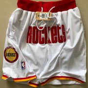 Wholesale Cheap Houston Rockets Shorts