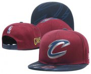 Wholesale Cheap Cleveland Cavaliers Snapback Ajustable Cap Hat 2