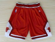 Wholesale Cheap Chicago Bulls Red Short