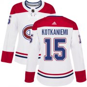 Wholesale Adidas Canadiens #24 Phillip Danault Red Home Authentic Women's Stitched NHL Jersey