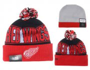 Wholesale Cheap Detroit Red Wings Beanies YD004