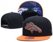 Wholesale Cheap NFL Denver Broncos Stitched Snapback Hats 128