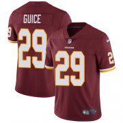 Wholesale Cheap Nike Redskins #29 Derrius Guice Burgundy Red Team Color Youth Stitched NFL Vapor Untouchable Limited Jersey
