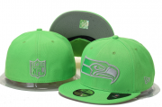 Wholesale Cheap Seattle Seahawks fitted hats 16