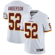 Wholesale Cheap Nike Redskins #52 Ryan Anderson White Men's Stitched NFL Vapor Untouchable Limited Jersey