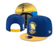 Wholesale Cheap Golden State Warriors Snapback Ajustable Cap Hat YD 1