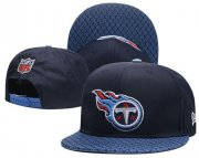 Wholesale Cheap NFL Tennessee Titans Stitched Snapback Hats 012