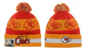Wholesale Cheap Kansas City Chiefs Beanies YD004