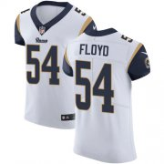 Wholesale Cheap Nike Rams #54 Leonard Floyd White Men's Stitched NFL New Elite Jersey