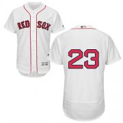 Wholesale Cheap Red Sox #23 Blake Swihart White Flexbase Authentic Collection Stitched MLB Jersey