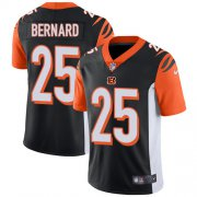 Wholesale Cheap Nike Bengals #25 Giovani Bernard Black Team Color Youth Stitched NFL Vapor Untouchable Limited Jersey
