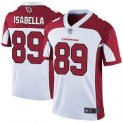 Wholesale Cheap Nike Cardinals #89 Andy Isabella White Men's Stitched NFL Vapor Untouchable Limited Jersey