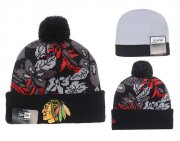 Wholesale Cheap Chicago Blackhawks Beanies YD007