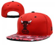 Wholesale Cheap NBA Chicago Bulls Snapback Ajustable Cap Hat YD 03-13_10