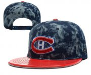 Wholesale Cheap Montreal Canadiens Snapbacks YD001