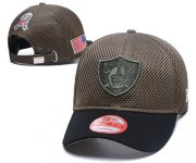 Wholesale Cheap NFL Oakland Raiders Stitched Snapback Hats 160
