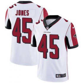 Wholesale Cheap Nike Falcons #45 Deion Jones White Youth Stitched NFL Vapor Untouchable Limited Jersey
