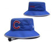 Wholesale Cheap MLB Chicago Cubs Snapback Ajustable Cap Hat YD 10