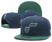 Wholesale Cheap Utah Jazz Snapback Ajustable Cap Hat YD