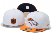 Wholesale Cheap Denver Broncos fitted hats 13