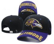 Wholesale Cheap Baltimore Ravens Snapback Ajustable Cap Hat TX