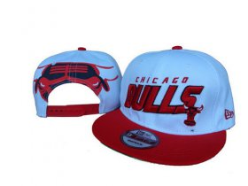 Wholesale Cheap NBA Chicago Bulls Snapback Ajustable Cap Hat DF 03-13_86