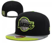 Wholesale Cheap NBA Los Angeles Lakers Snapback Ajustable Cap Hat XDF 023