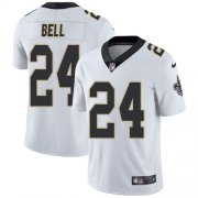 Wholesale Cheap Nike Saints #24 Vonn Bell White Youth Stitched NFL Vapor Untouchable Limited Jersey