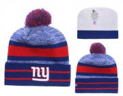 Wholesale Cheap NFL New York Giants Logo Stitched Knit Beanies 013