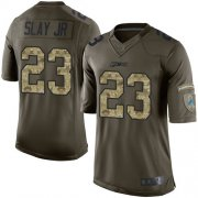 Wholesale Nike Lions #21 Ameer Abdullah Blue Throwback Men's Stitched NFL Vapor Untouchable Elite Jersey