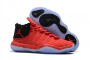 Wholesale Cheap Jordan Super.Fly 6 Shoes Red Black