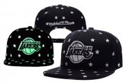 Wholesale Cheap NBA Los Angeles Lakers Snapback Ajustable Cap Hat XDF 008
