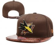 Wholesale Cheap San Jose Sharks Snapbacks YD002