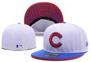 Wholesale Cheap Chicago Cubs fitted hats 03