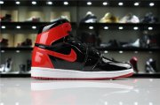 Wholesale Cheap Air Jordan 1 Retro Banned 2018 release Red/Black-White