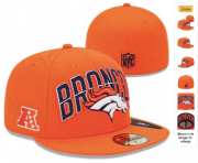 Wholesale Cheap Denver Broncos fitted hats 16