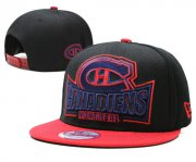 Wholesale Cheap NHL MONTREAL CANADIENS GEAR HATS 1